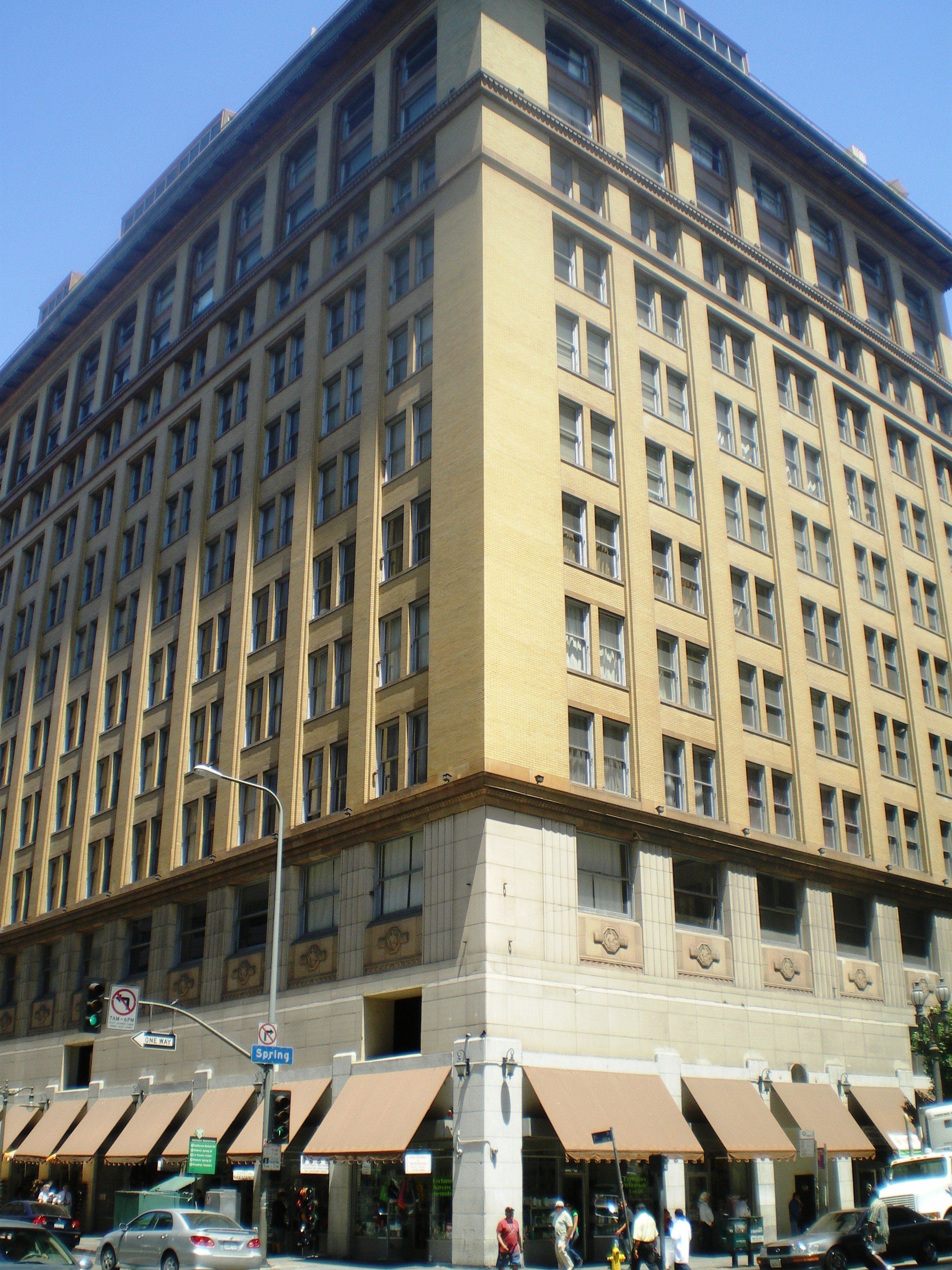 THE BARTLETT BUILDING LOFTS For Sale And Rent Downtown LA Lofts