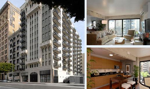 El Dorado Lofts For Rent 416 S Spring Street Los Angeles CA 90013