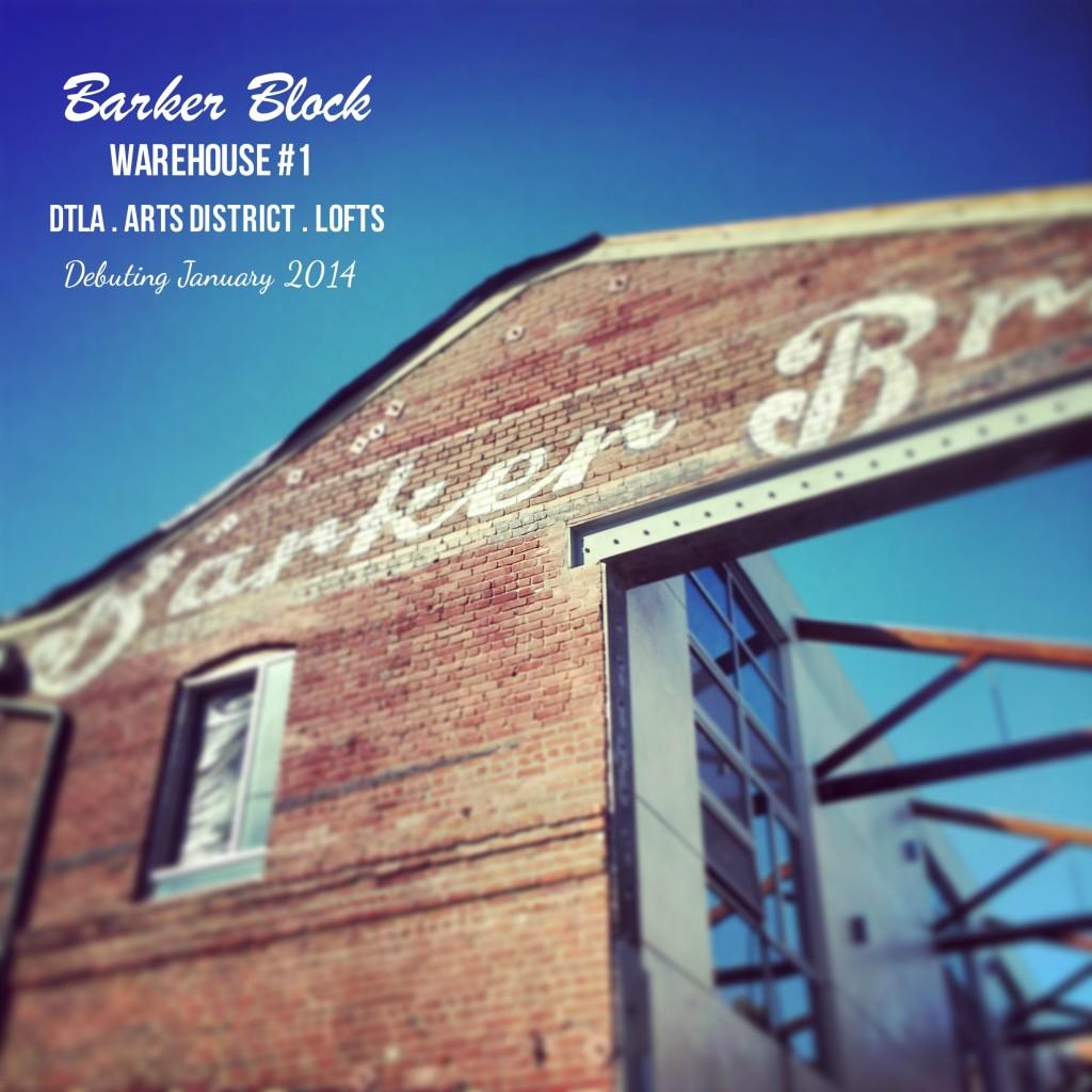 Barker Block