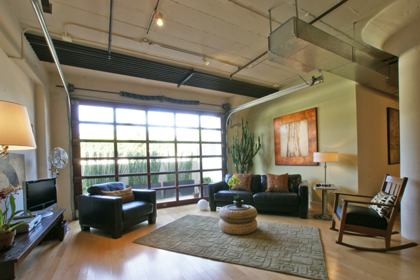 image gallery loft apartments in california